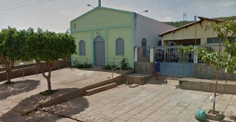 Igreja de Picos é revirada por criminosos que levam botijão de gás