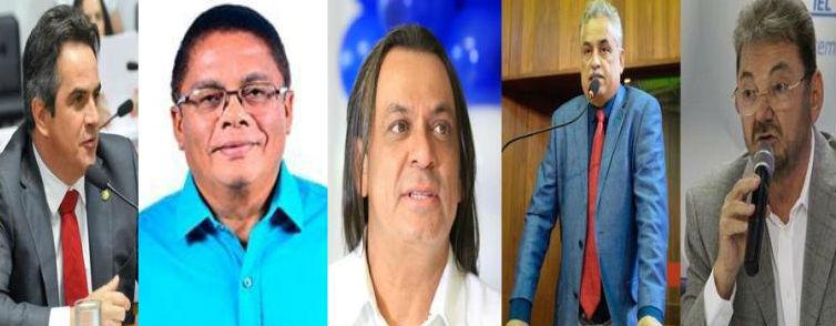 Ibope: pesquisa mostra intenções de votos para  o senado no Piauí