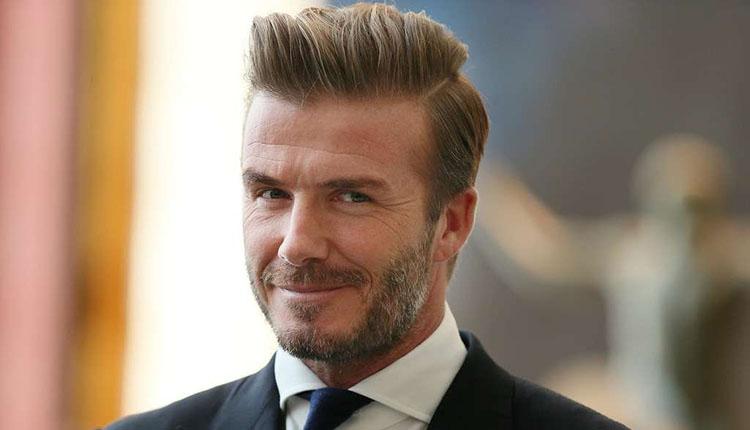David Beckham vai receber Prêmio Presidente da Uefa