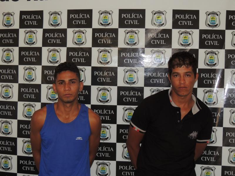 Acusados de estupro são presos em São Raimundo Nonato