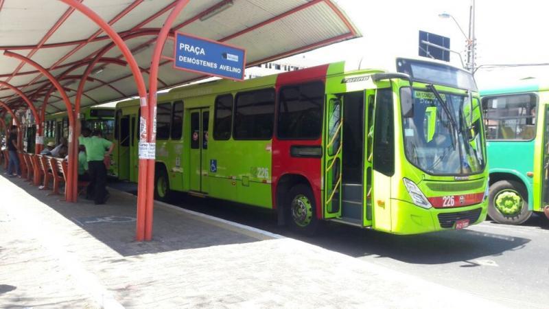Setut desliga GPS dos ônibus de Teresina como medida de segurança