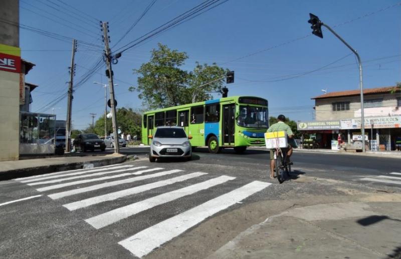 Novo sinal na avenida Duque de Caxias já está em funcionamento