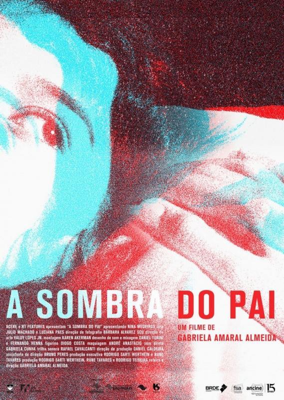 """Novo filme de Gabriel Amaral, """"A Sombra do Pai"""" tem seu cartaz oficial divulgado."""