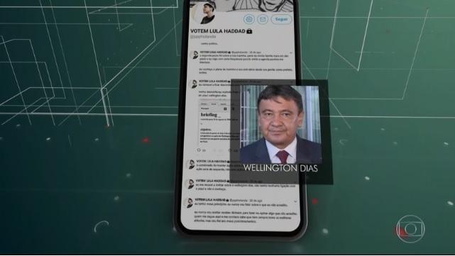 MP investiga suposto pagamento por propaganda eleitoral em rede social por coligação de Wellington Dias