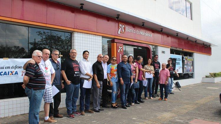 Bancários do Piauí podem entrar em greve por tempo indeterminado