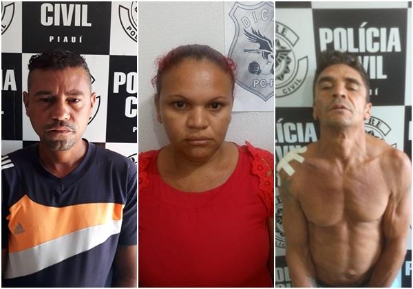 Polícia Civil dá cumprimento à mandados na Operação Piauí Seguro