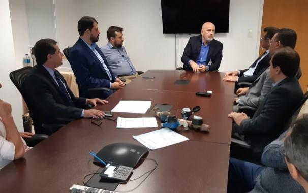 Empresa Águas de Teresina firma parceria a Greco no combate às fraudes