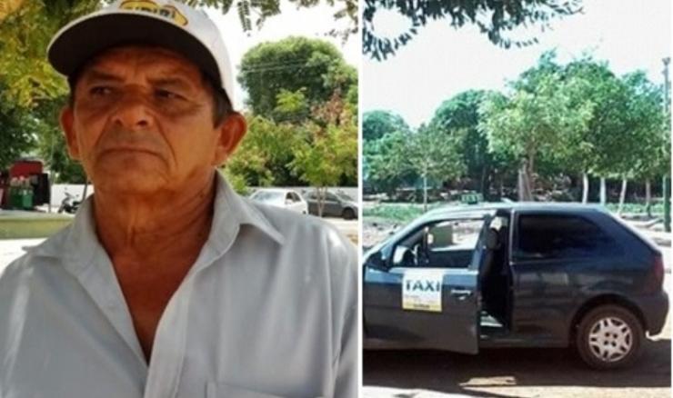 Taxista é assaltado, amarrado no porta-malas e deixado próximo à BR-343