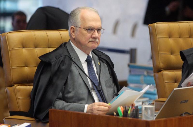 Fachin rejeita recurso de Lula para permanecer candidato a presidente