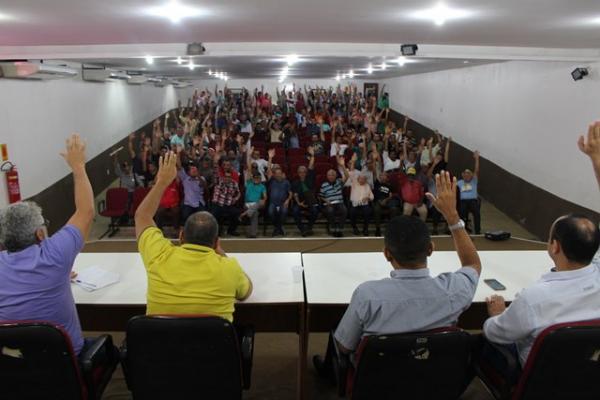 Polícia Civil entra em greve e delegacias fecham no Piauí