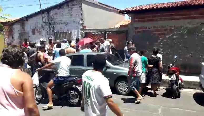 Vendedor é executado com vários tiros em Teresina