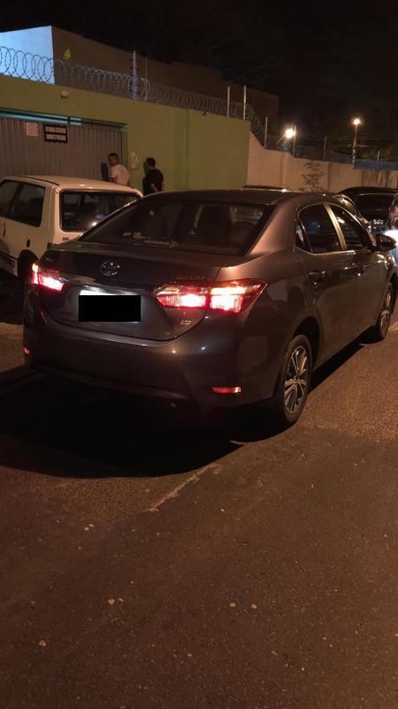 PM persegue e prende trio suspeito de roubar carros de luxo em Teresina