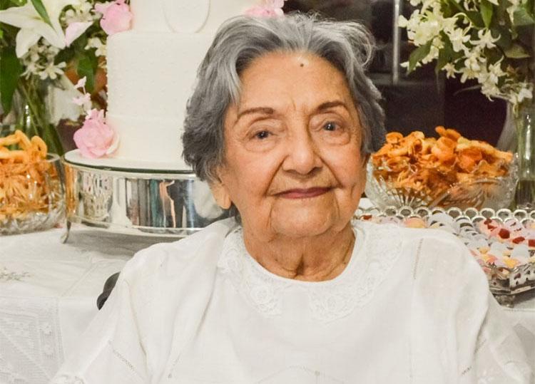 Clotilde Costa e Castro, mãe de Marcelo Castro falece em Teresina