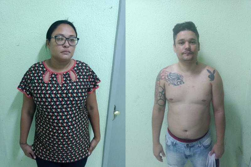 Polícia prende irmãos em operação contra tráfico de drogas