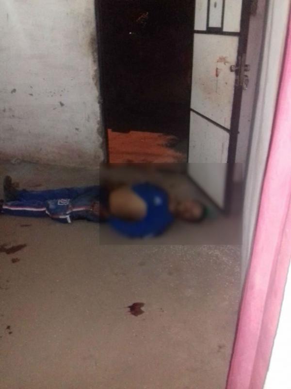Vendedor de gás é morto a tiros na zona Norte
