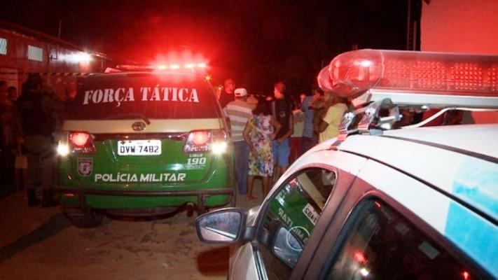Dupla atira e atinge três em uma bar na cidade de Campo Maior