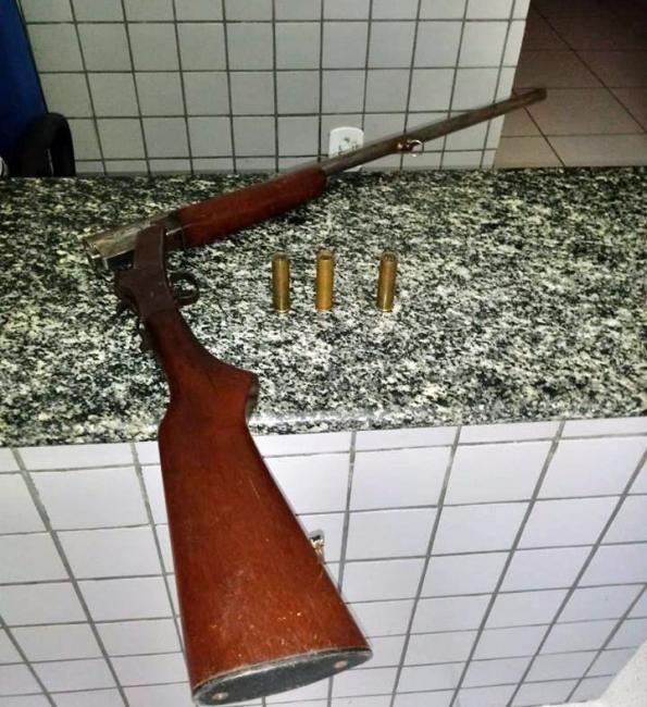 Idoso é preso por tentativa de homicídio na cidade de Valença