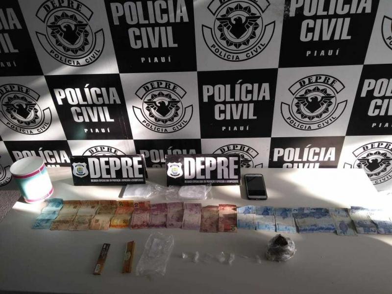 Polícia cumpre mandados de prisão em ação de combate ao tráfico de drogas