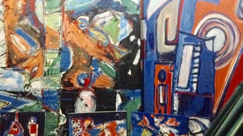 Jucelino Nunes realiza exposição CANTOs & enCANTOs na Montmartre