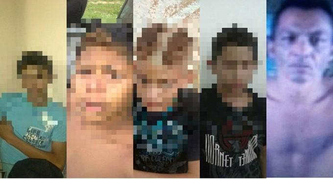 Justiça solta 'menores' condenados por estupro coletivo em Castelo do Piauí