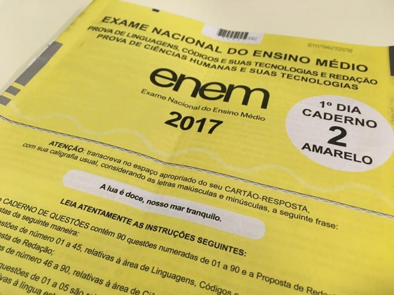 MEC pede alteração do início do horário de verão por conta do Enem
