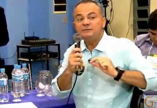 Valter Alencar participa de sabatina na Uespi de Bom Jesus; acompanhe ao vivo!