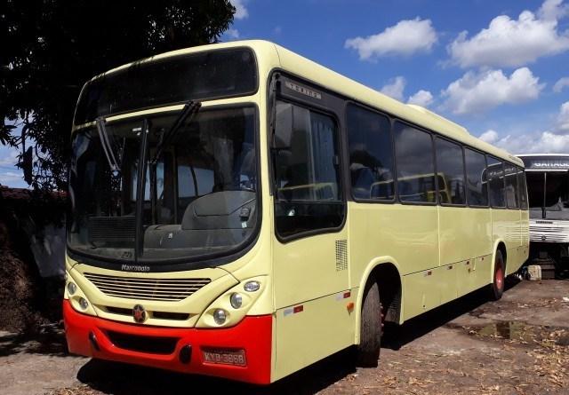 Empresa de ônibus é alvo de ação criminosa em Teresina e vale transporte são roubados
