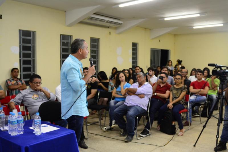 Campus da UESPI de Bom Jesus funciona apenas um turno por falta de cursos