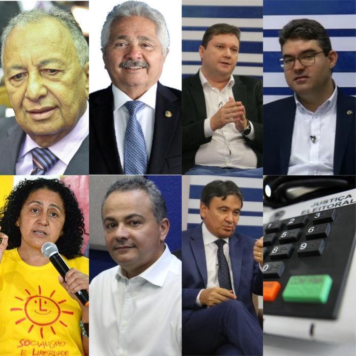 TV Clube realiza debate para governador do Piauí nesta terça-feira (2)