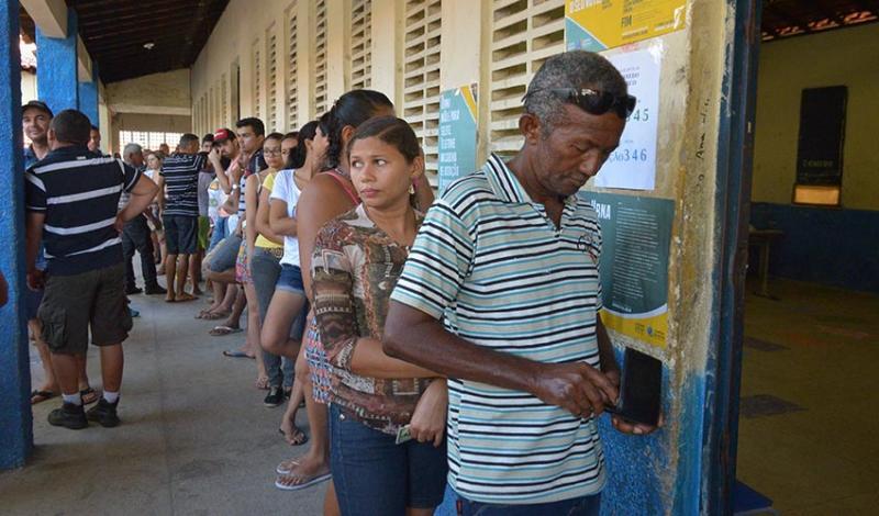 Mudança de local de votação afeta 300 mil eleitores no Piauí