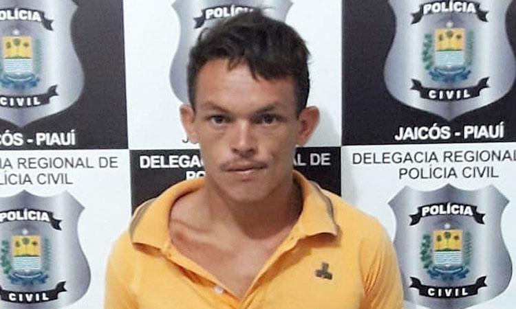 Homem é preso acusado de estuprar criança de 11 anos