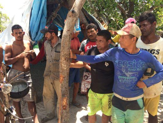 Ministério Público do Trabalho resgata 21 trabalhadores em condição de trabalho degradante