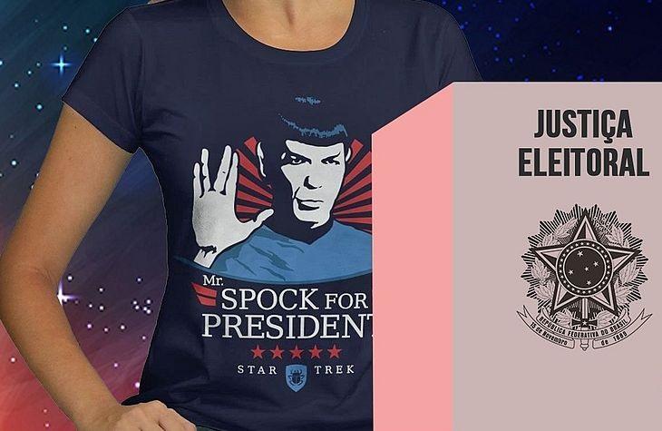 TRE autoriza eleitores do Piaui a votarem com camisa do candidato