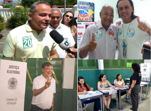 Mais de 2 milhões de eleitores vão as urnas no Piauí