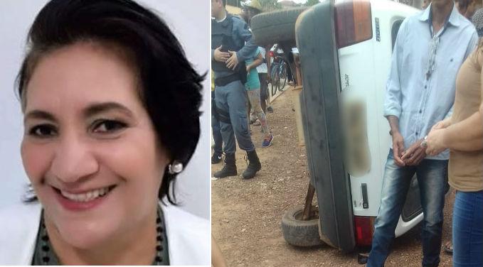 Vice-Prefeita morre após ser atropelada em frente a local de votação