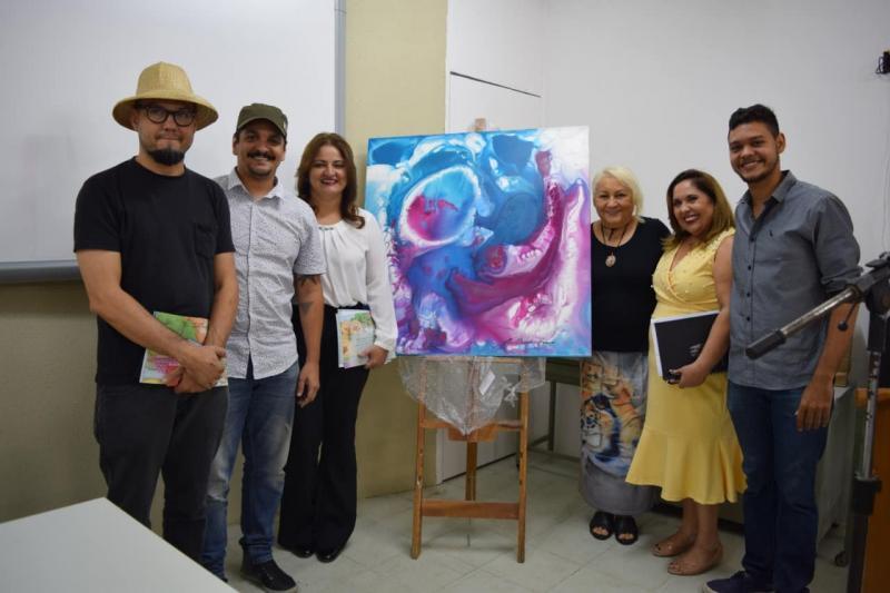 De artista para a artista: uma mesa redonda sobre Arte e empreendedorismo