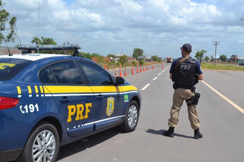 PRF-PI registra 14 acidentes durante a operação de feriado