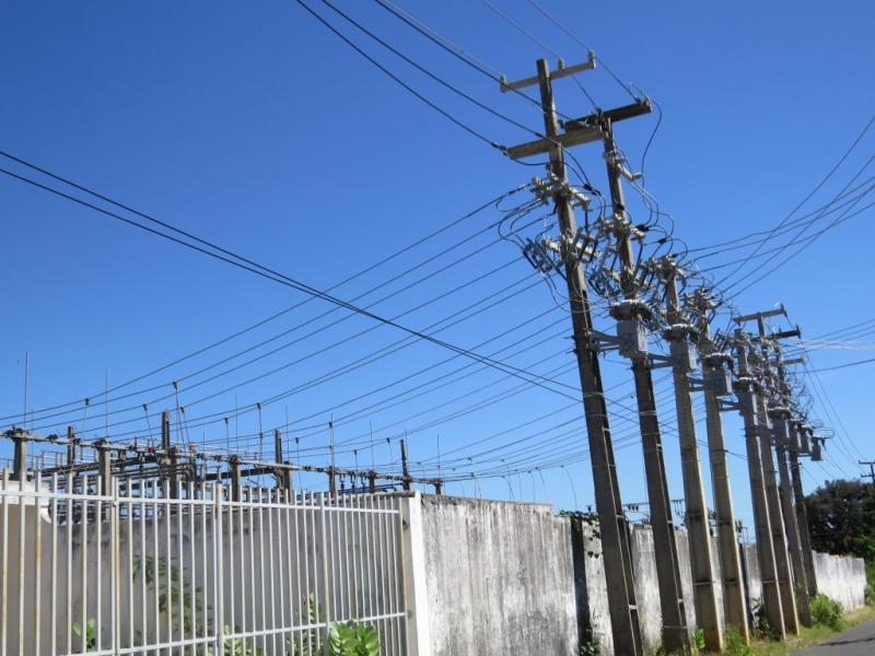Bairros da zona Sul e Centro de Teresina ficaram sem fornecimento de energia