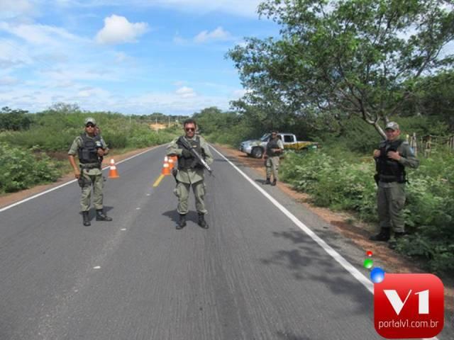 Quadrilha invade loja faz reféns e rouba dinheiro em Valença do Piauí