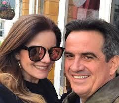 Ciro Nogueira lideraria delegação de senadores à Europa, mas deixa evento antes do fim com a esposa