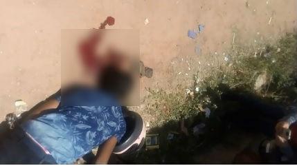 Jovem é perseguido por 'carro preto' e morto a tiros na zona Sul de Teresina