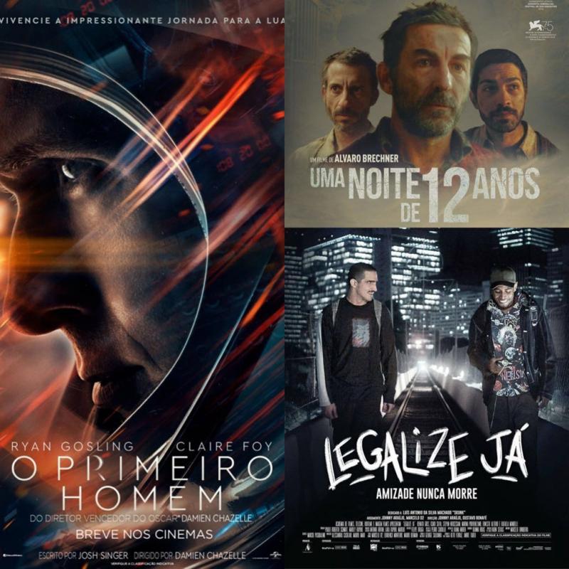 Filmes biográficos estreiam nos Cinemas Teresina