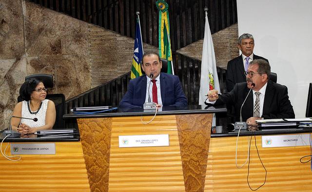 Corregedor nacional do CNJ inicia inspeção no Tribunal de Justiça do Piauí
