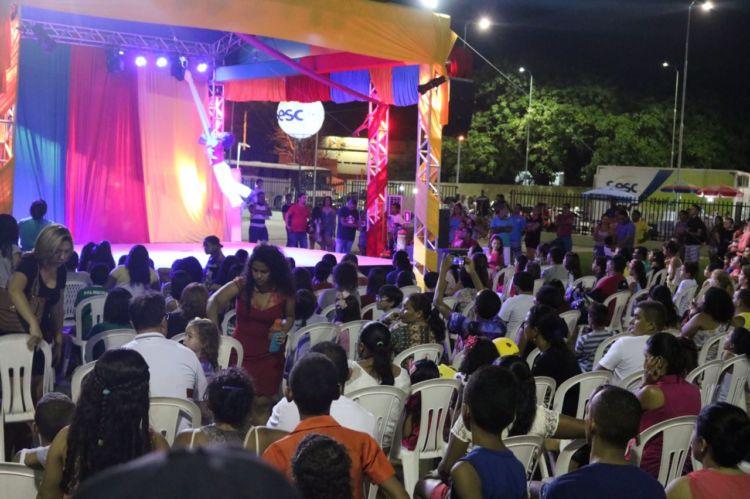 Vem Pro Parque acontece nos dias 24 e 25 de novembro no parque Potycabana