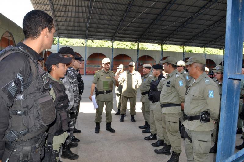 Polícia Militar do Piauí inicia a Operação Eleições 2º Turno