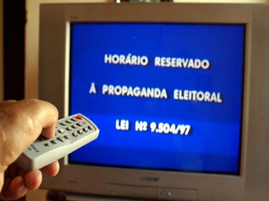 Propaganda eleitoral no rádio e na TV encerra nesta sexta-feira