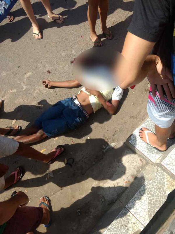 Jovem morre após cair de motocicleta ao fazer manobra arriscada em Teresina