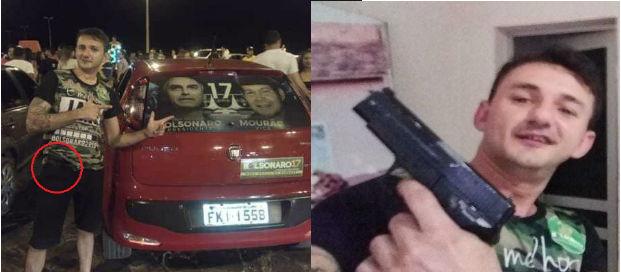 Jovem exibe arma em carreata, ameaça PM e acaba morto no Piauí