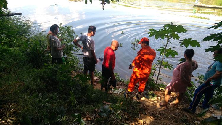 Corpo de homem é encontrado no rio Poti