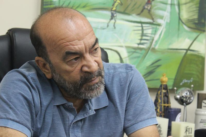 Cesarino Oliveira passa por cirurgia de emergência em Teresina